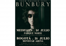 "Video – Enrique Bunbury estará en Colombia en el marco de ""Bunbury Tour 2020"""